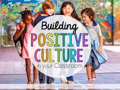 Mr. B EdTech Blog: 5 Innovative Ways To Create Positive Classroom Cul...