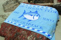 Beach Towel   Southern Style   Southern Tide   WANT THIS!!