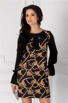 Rochii cu Imprimeuri Cold Shoulder Dress, Floral, Dresses, Fashion, Clothing, Vestidos, Moda, Fashion Styles, Flowers