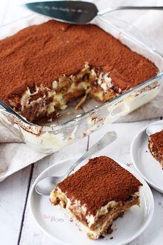 Original Tiramisu Recipe, Damy's Kitchen, Cake Cookies, Cheesecake, Deserts, Food And Drink, Homemade, Cakes, Fruit