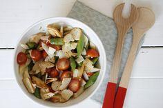 Rezept für Spargelsalat: Willkommen in der Grillsaison - Lavendelblog