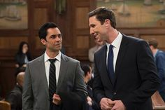 Danny Pino behind the scenes with Pablo Schreiber Pablo Schreiber, Danny Pino, Watch Episodes, Tv Channels, Law And Order, Scene Photo, View Photos, Behind The Scenes, Tv Series