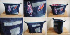 Alltagseintopf: Jeans Upcycling & Resteverwertung