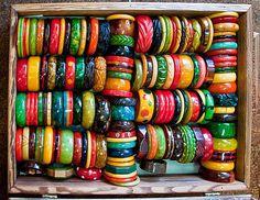 Bracelets | Vintage Bakelite Jewelry