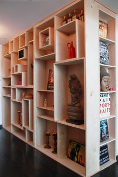 shelves within shelves