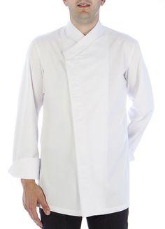 Chaqueta oriental económica #chaquetascocinero #cocina #csty #uniformeshosteleria