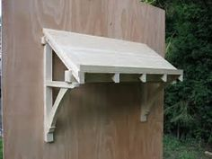 Image result for Easy Porch Canopy Kits