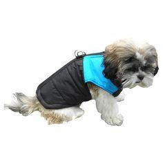 Found it at Wayfair - Winter Dog Vest in Sapphire Blue