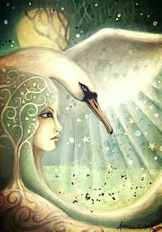 CLIODNA Irish/Scottish, Goddess of beauty and the otherworld. A Tuatha sea and Otherworld Goddess who often took the form of a sea bird and, as such, symbolized the Celtic afterlife.