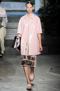 Antonio Marras Spring 2014 Ready-to-Wear Collection Slideshow on Style.com  love the detail at the hem