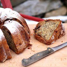 Laskominy od Maryny: Maková bábovka Banana Bread, Food, Meals