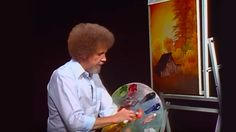 Bob Ross - The Old Weathered Barn (Season 28 Episode 7)