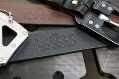 The Machined Apparel Company, Made in the USA