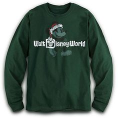 Mickey Mouse Tee for Adults - Walt Disney World | Tees, Tops & Shirts | Disney Store