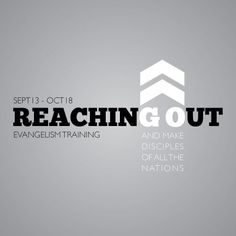 """20090819 - """"Reaching Out"""" Evangelism Training ID by colincollect, via Flickr"""