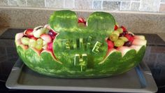 Watermelon Mickey Mouse