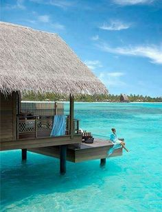 Bora, bora paradise!