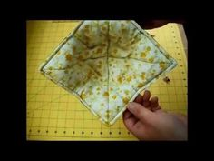 How To Make A Hot Pad For Bowls! - YouTube                                                                                                                                                                                 More