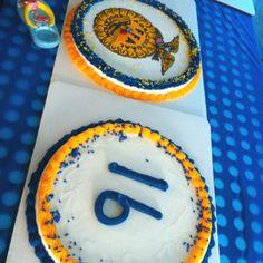 FFA 16th birthday cake