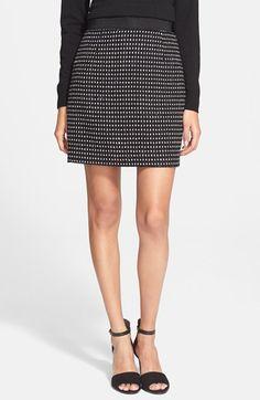 MillyTweed Mini Skirt