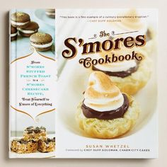 Could be fun to create a S'mores cookbook for the girls and put it in their mailbox after the opening night.