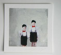 The+Boys+With+Bowties+by+kikiandpolly+on+Etsy,+$11.00