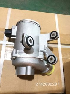 Benz M274 electric water pump 2742000107 2742000207 70517165 Coco WhatsApp/wechat:+8613632265345 Electric Water Pump, Spark Plug, Benz, Plugs