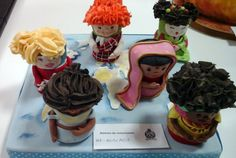 Participantes de MamaMuffins Shop en Concurso Wilton 2014