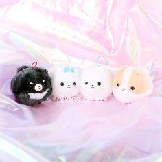 Pometan and Nakamatachi Mini Strap | Pixie ♥