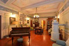 Palazzo Tombesi Trecci Montepulciano_salone