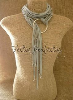 MADE PERFECT: NECKLACE OR FABRIC BELT OR SCARF - PART 3 IN 1