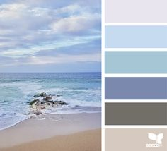 Sea of Color via @designseeds