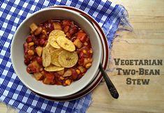 Vegetarian Two-Bean Stew