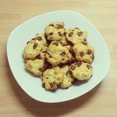 Chocolate chip cookies Coke Chicken, Slimming World Diet, Chocolate Chip Cookies, Chips, Desserts, Food, Tailgate Desserts, Deserts, Potato Chip