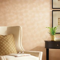 Añade efectos en tus paredes al momento de pintarlas.
