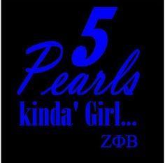 5 Pearl Girl