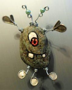 Un altro alieno, magnete da frigo