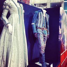 Designer Carlo Poggioli's wedding costumes made with Swarovski for #RomeoandJuliet #swarovskientertainment