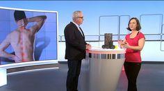 Andreas Neugeboren im Gespräch mit Sylvia Seifert  | Bildrechte: MITTELDEUTSCHER RUNDFUNK