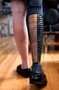 Incredibly Cool Artificial Limbs Created Using 3D Printers - Neatorama
