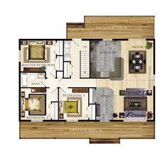 Fulmore Floor Plan