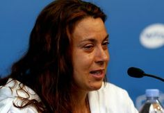 Marion Bartoli unexpectedly announced her retirement from tennis Wednesday night.