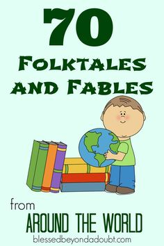 Homeschool Freebies: 70 Folktales and Fables from Around the World