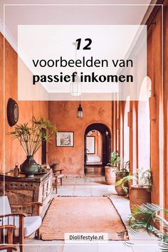 Wat is passief inkom