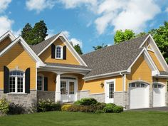 Before you start your exterior home makeover, read our article about mixing and matching siding color combinations to create the perfect palette for your home.