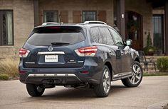 Nissan Pathfinder Hybrid #nissan #nissanfanblog #nissanpathfinder #pathfinder #hybrid