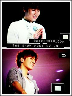 04280328_com The Show Must Go On 10h 130809 one great step in seoul 규느님... 사랑합니다 ..♥ pic.twitter.com/4vS0q4ex1N