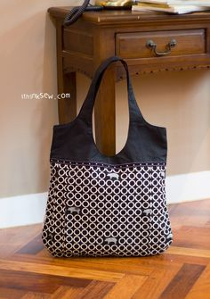 29 Nevena Bag PDF Pattern-ithinksew.com
