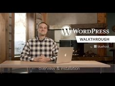 WordPress Tutorials - (1 of 10) from YouTube.  These WordPress tutorials will help you get up and running with your very own website. Start by opening up a Bluehost account with our SPECIAL OFFER for WordPress users.   Visit this link --> http://bluho.st/SjJHW
