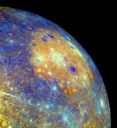 Mercury by NASA Messenger - abcnews.go.com